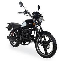 Мотоцикл малокубатурный Musstang Viking MT125-V Черный, фото 1