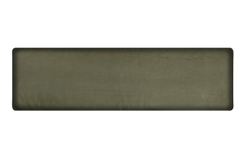 Мягкое сидение 650*200*50 мм для надувных лодок Aqua-Storm хаки