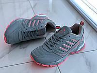 Кожаные женские кроссовки BONA 687 размеры 36,37,38,39,40,41, фото 1