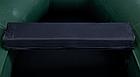 Сиденье мягкое 710*200*50 мм с кедром №2 Aqua-Storm черный, фото 3