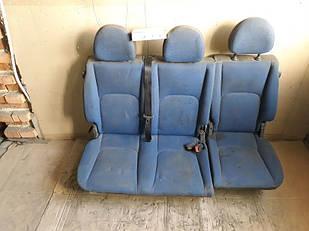 №16 Б/у сиденья задние для Fiat Doblò 2000-2010