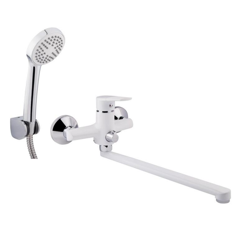 Смеситель для ванны Q-tap Polaris WHI 005 New
