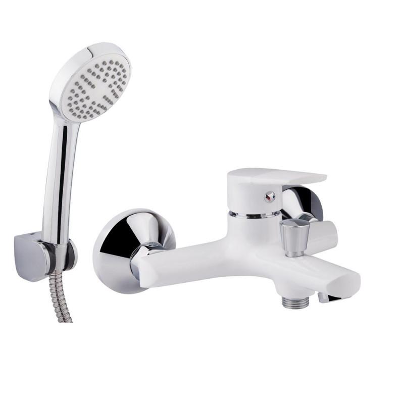 Смеситель для ванны Q-tap Polaris WHI 006