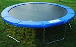 Батут Funfit 435см (14ft) диаметр с внешней сеткой спортивный для детей и взрослых, фото 2