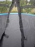 Батут Funfit 435см (14ft) диаметр с внешней сеткой спортивный для детей и взрослых, фото 7