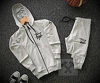 Спортивный костюм мужской Tommy Hilfiger x grey осенний весенний | ТОП качество, фото 1