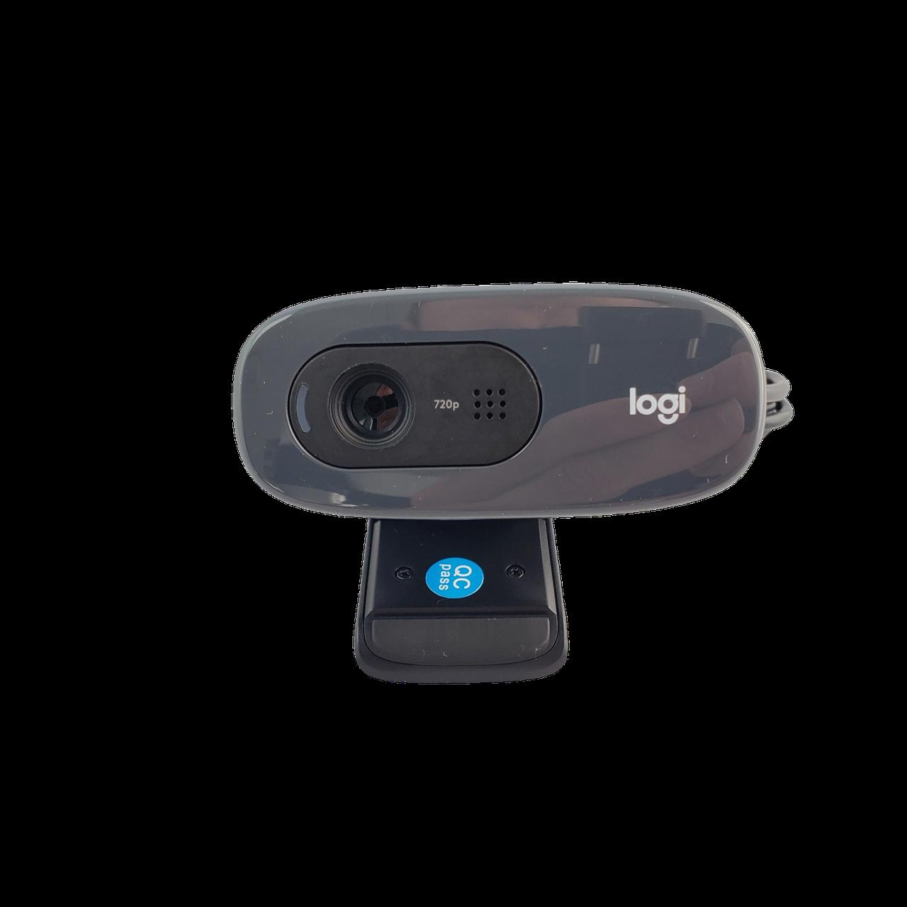 Logitech C270 HD Webcam Simple 720p video calls Black Grade C Refurbished (Уценка)