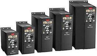 Преобразователи частоты Danfoss FC51 Micro Drive