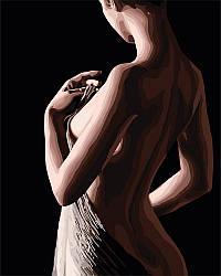 Картина по цифрам Идейка Сладкая соблазн (KHO4685) 40 х 50 см (Без коробки)