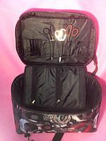 Большая сумка парикмахера для работы на выезде 40*27*25см Модель А020