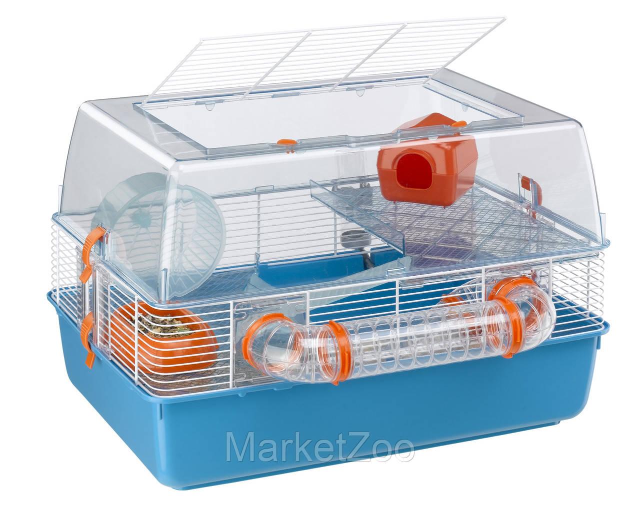 Ferplast (Ферпласт) Duna Fun клетка для мышей и хомяков 55 x 47 x 37 см