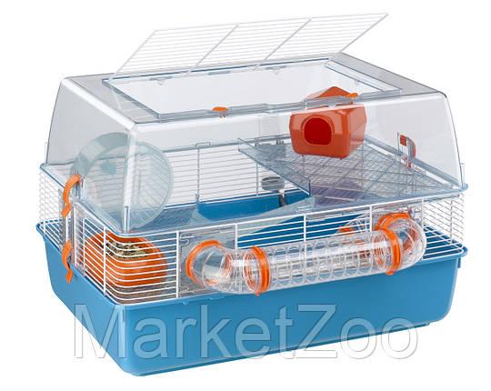 Ferplast (Ферпласт) Duna Fun клетка для мышей и хомяков 55 x 47 x 37 см, фото 2