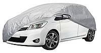 Тент автомобильный, ХXXL, тент на авто, тент защитный, солнцезащитный чехол на авто хетчбек НС11106.