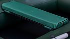 Сидіння м'яке 940*240*50 мм з кедром №2 Aqua-Storm зелений, фото 3
