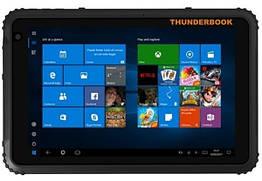 Защищенный планшет Tablet Thunderbook T1820G 2/32 Gb Black Windows 10 Home
