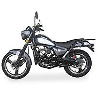 Мотоцикл малокубатурний Musstang Viking MT125-V Сірий металік, фото 1