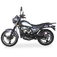 Мотоцикл малокубатурний Musstang Viking MT125-V Сірий металік