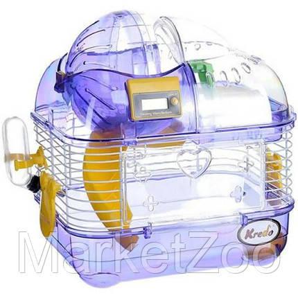 Клетка для грызунов М01 со счетчиком, фото 2