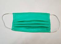 Одноразовые защитные трёхслойные маски для лица Упаковка 10 шт арт 1010