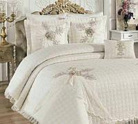 Королевское покрывало для спальни Goncagul Alceyiz с наволочками и подушкой Турция