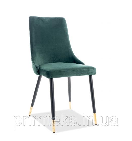 Стул Piano Velvet ( Пиано Вельвет) зелёный
