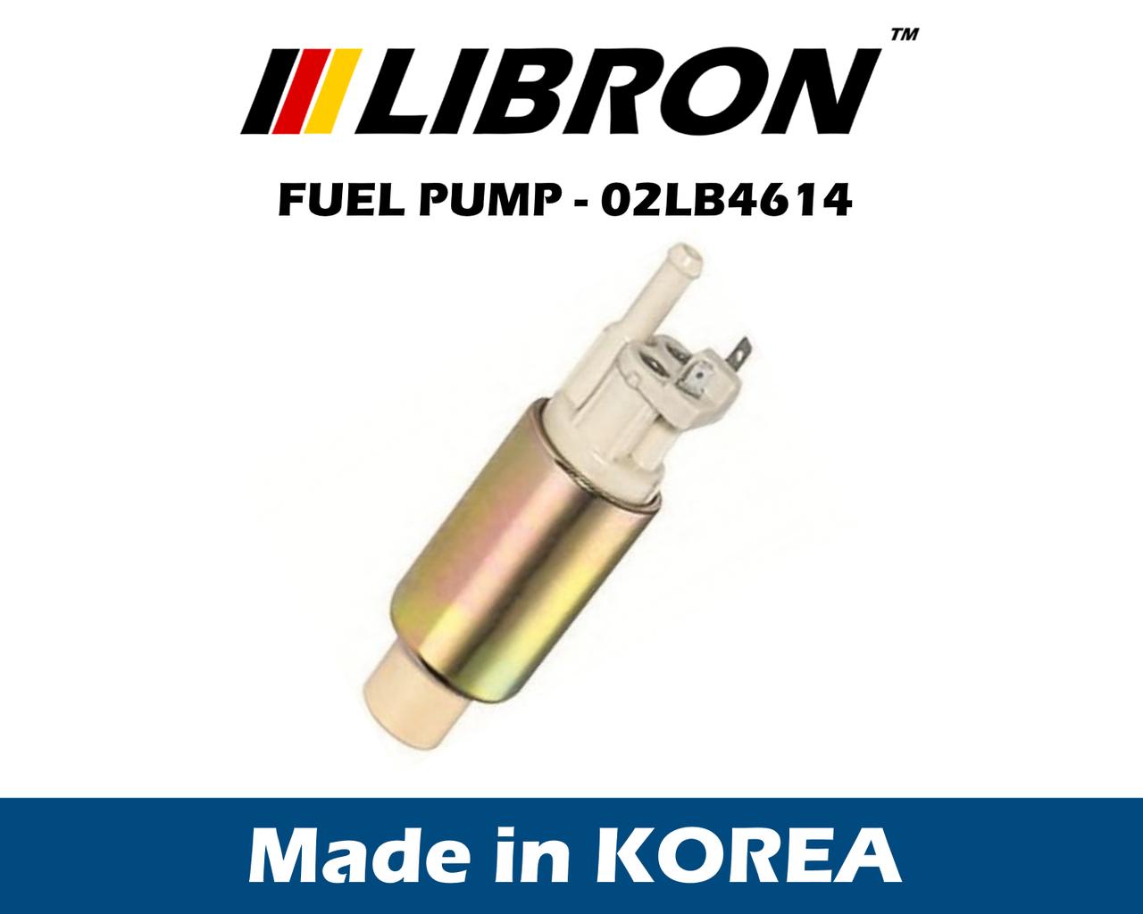 Топливный насос Libron 02LB4614 - Fiat Tempra