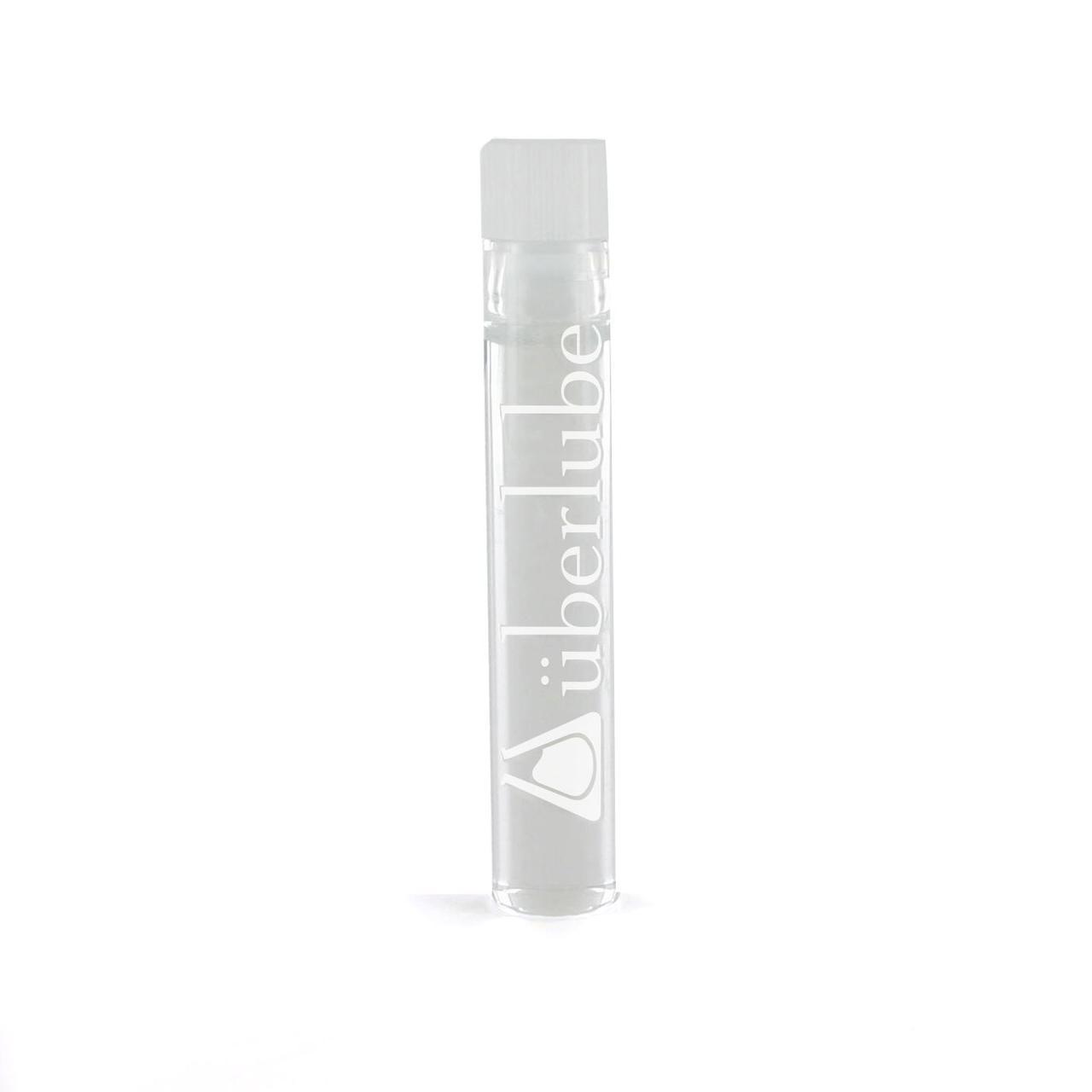 Премиум лубрикант 3-в-1 на силиконовой основе Uberlube (3,7 мл) для секса, ухода за телом и волосами 18+
