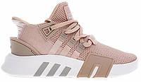 """Женские кроссовки Adidas Equipment *EQT* ADV Bask """"Pink"""" - """"Кремовые Розовые"""", фото 1"""