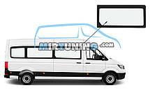 Боковое стекло Volkswagen Crafter 2016-2020 длинная база переднее правое
