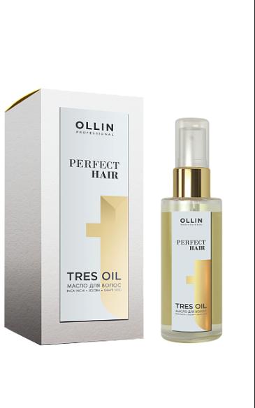 Масло для волос Tres Oil 50 мл  OLLIN Professional Оллин