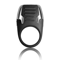 Стильне ерекційне виброкольцо Off Rocks Xerus C Ring, магнітна зарядка, до 3-х годин роботи 18+
