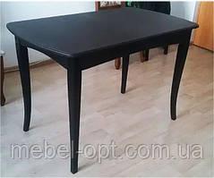 Обеденный стол СО-270.1 Милан МДФ, раскладной стол 1200(1600)*700, цвет венге