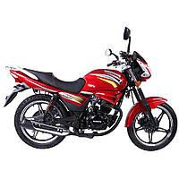 Дорожній мотоцикл Musstang Region MT150-8 Червоний