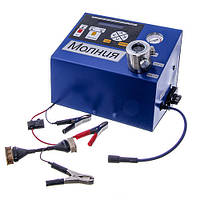 Прибор для проверки свечей зажигания и коммутаторов Молния МОЛН (12В)