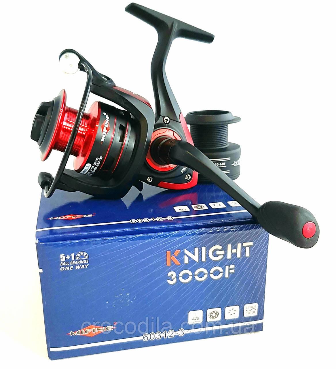 Катушка спиннинговая Mifine Knight 3000F