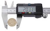 Штангенциркуль электронный Digital Caliper 150 (0-150мм/0,01) корпус-пластик, с бегунком