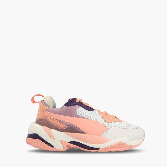 Кроссовки женские оригинальные Puma Thunder Spectra кожаные розовые