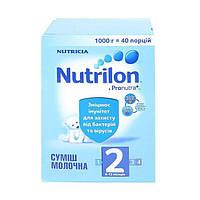 Смесь молочная сухая Nutrilon 2 6м+ 1000г Nutricia 109223