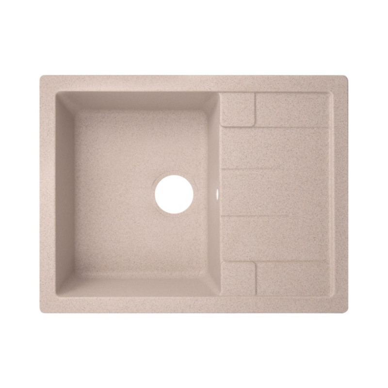 Кухонная мойка GF 650x500/200 MAR-07 (GFMAR07650500200)