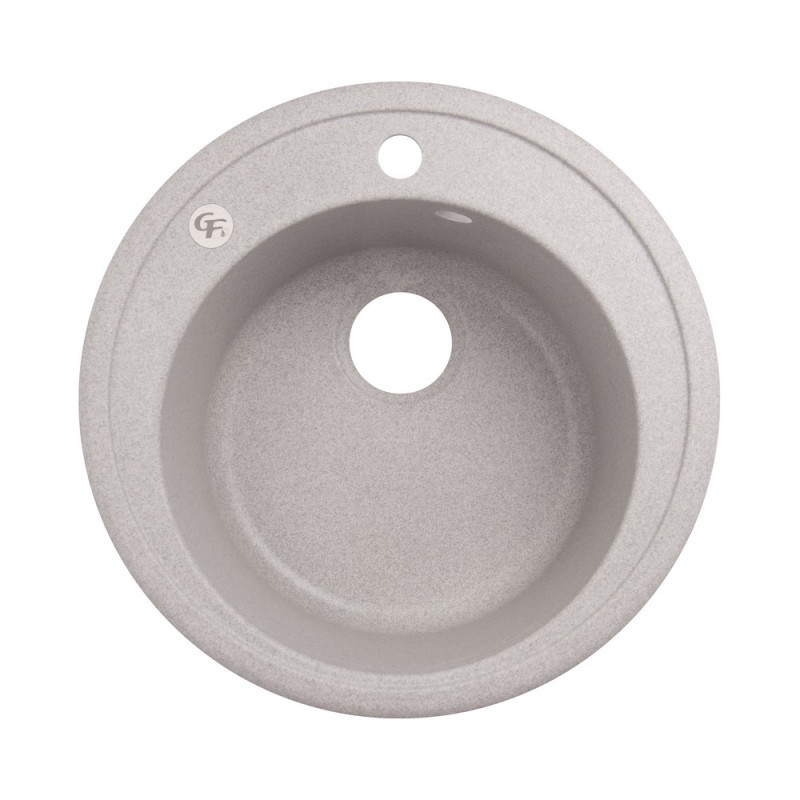 Кухонная мойка GF D510/200 GRA-09 (GFGRA09D510200)
