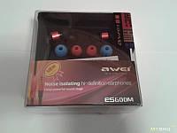 Проводные наушники Awei ES-600m