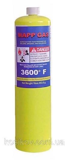 МАРР газ в балонах по 420 гр.