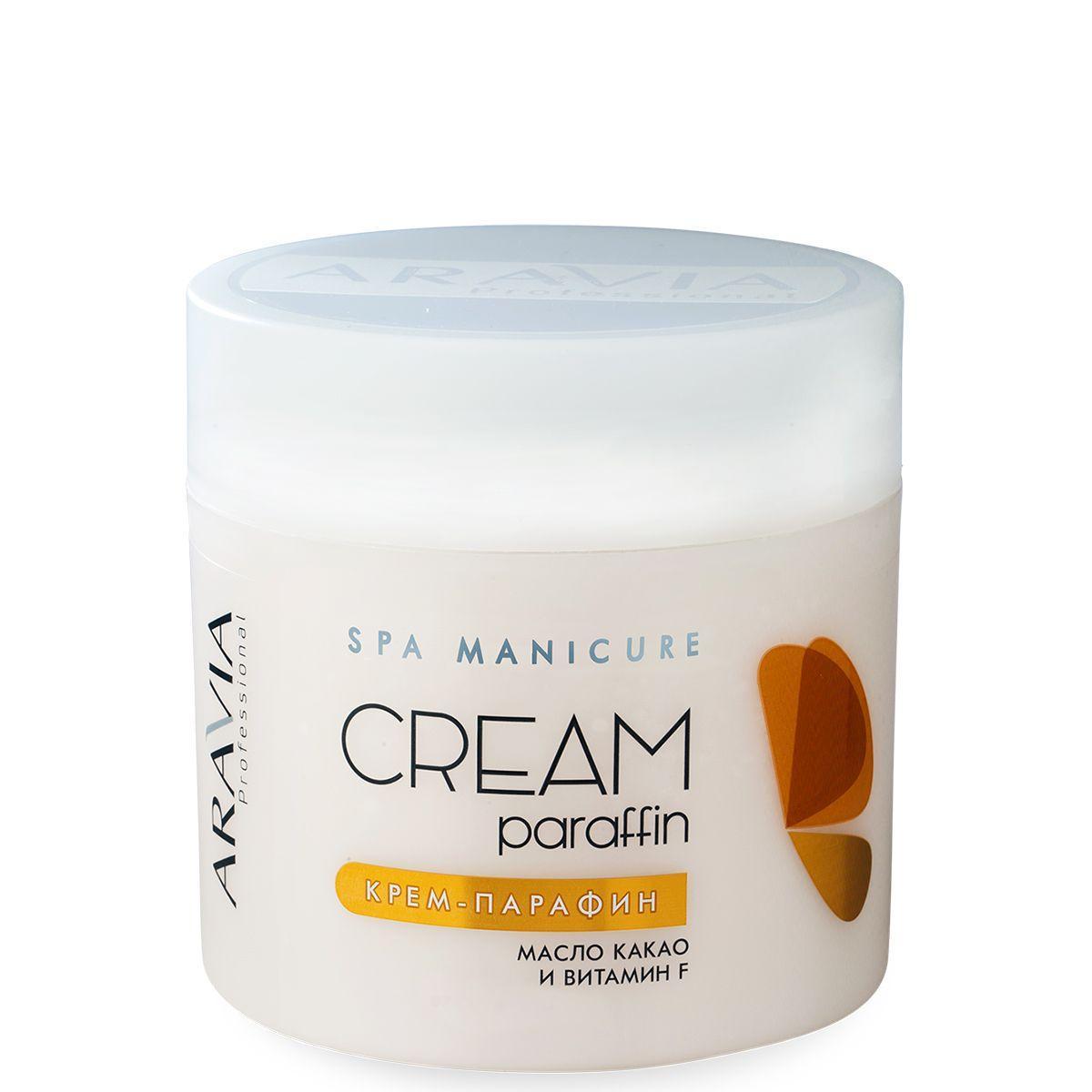 Крем-парафин Creamy Chocolate Aravia Professional  300 мл