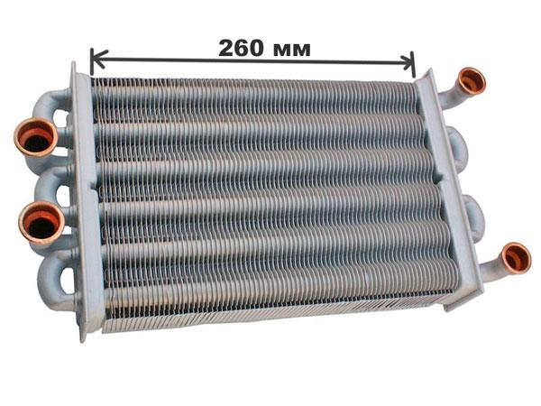 Теплообменник Ariston Egis, AS 24 CF/FF - 65105094