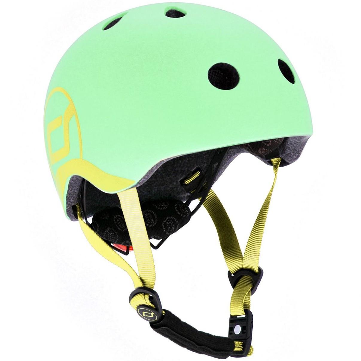 Scoot and Ride Детский защитный шлем киви kiwi Kinder Fahrradhelm  (S-M)