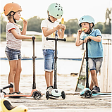Scoot and Ride Детский защитный шлем киви kiwi Kinder Fahrradhelm  (S-M), фото 2