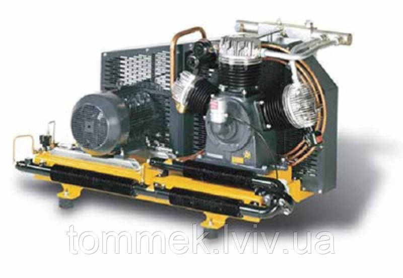 Безмасляний компресорний агрегат KAESER K 350-2 -G/H35 (до 350 л/хв, 35 бар)