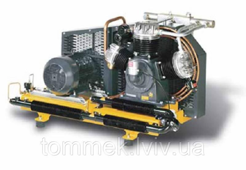 Безмасляний компресорний агрегат KAESER K 250-2 -G/H35 (до 250 л/хв, 35 бар)