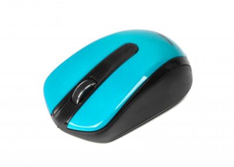 Мышь беспроводная Maxxter Mr-325-B Blue USB