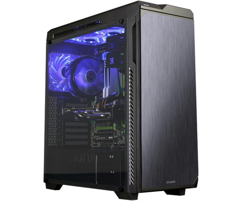 Корпус Zalman Z9 Neo Plus Window Black без БП